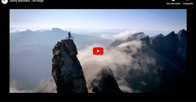 Photo of Danny Macaskill: The Ridge