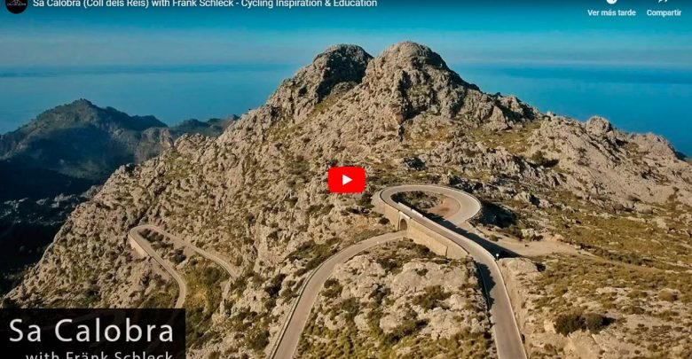 Photo of Sa Calobra (Coll dels Reis) with Fränk Schleck – Cycling Inspiration & Education