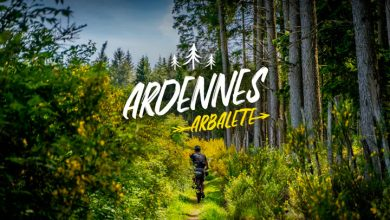 Photo of Ardennes Arbalète // Belgium Bikepacking