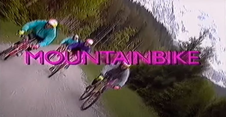 Photo of Retro Mountainbike Video 1989