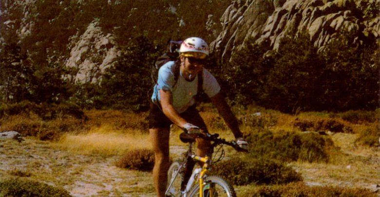 Photo of La Pedriza en bicicleta (Libro 1991)
