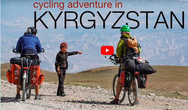 Photo of Aventura cicloturista en Kyrgyzstan