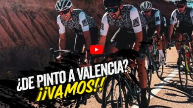 Photo of De Pinto (Madrid) a Valencia – 400km – Alberto Contador