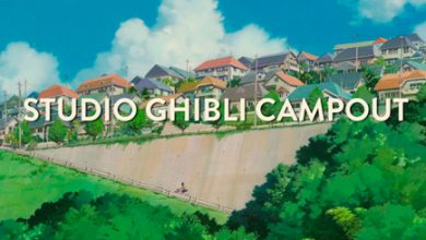 Photo of Studio Ghibli Campout (Película de animación)